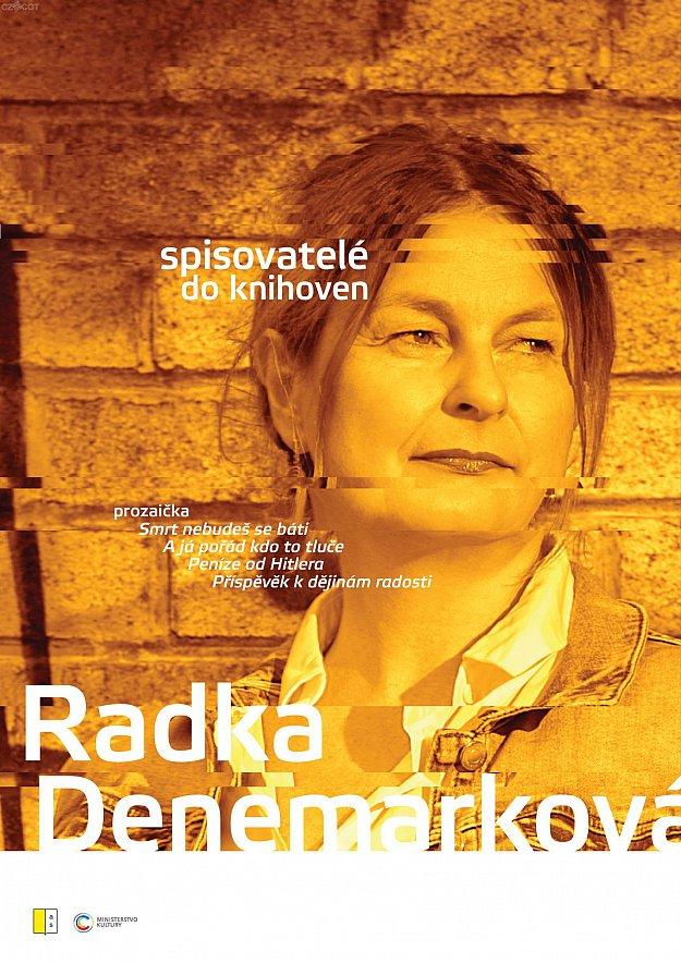 Spisovatelé do knihoven - Radka Denemarková