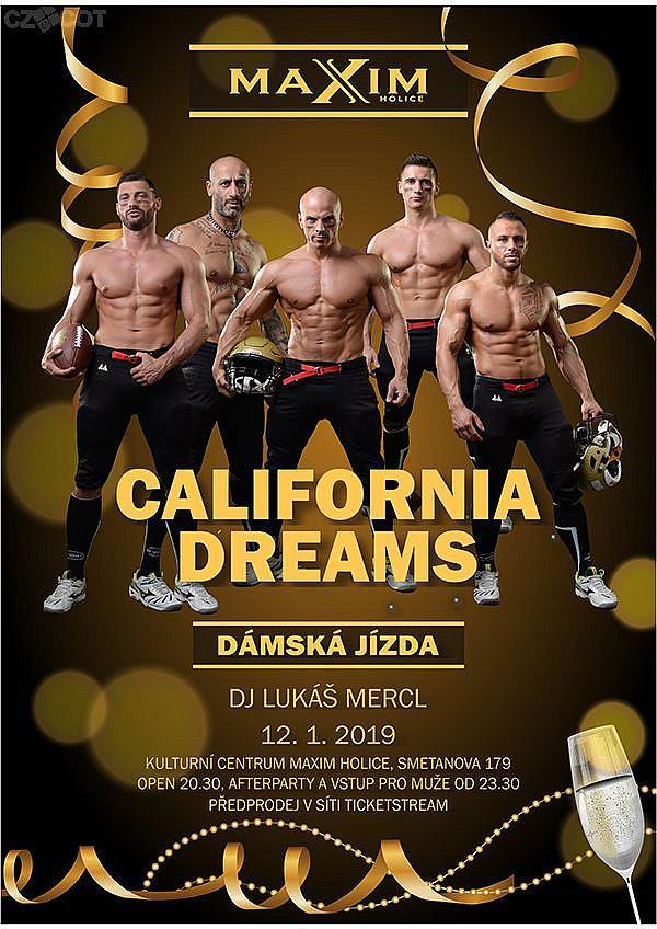 California Dreams/Dámská jízda/