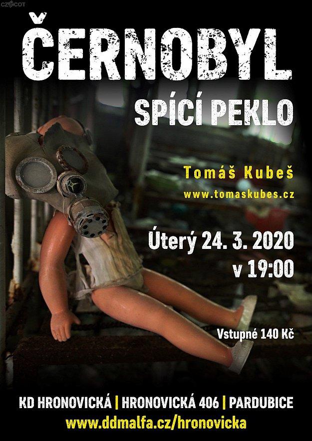 Černobyl – spící peklo