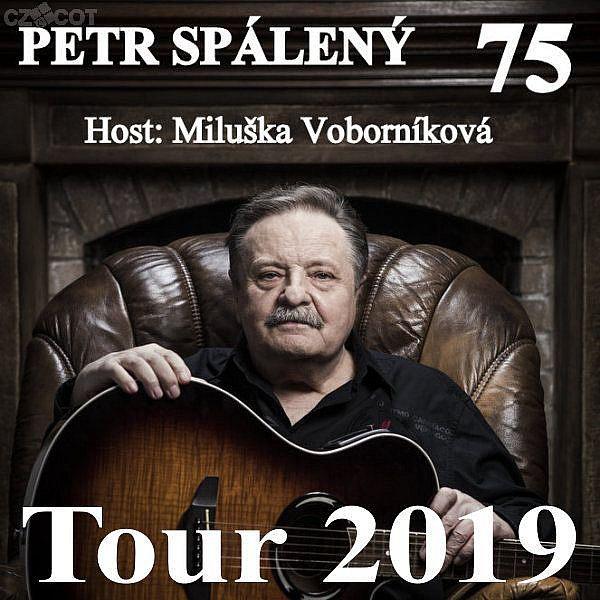 Petr Spálený 75 - host: Miluška Voborníková