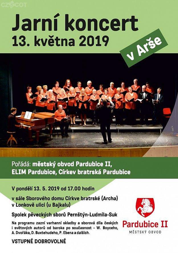 Jarní koncert v Arše