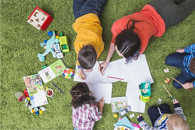 Výtvarné dílny pro děti