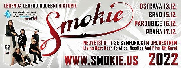 Smokie - The Symphony Tour 2022