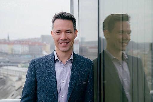 Setkání s osobností: Martin Řezníček