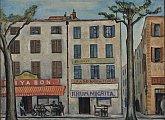 Jaroslav Grus, Kavárničky v Arles, 1925