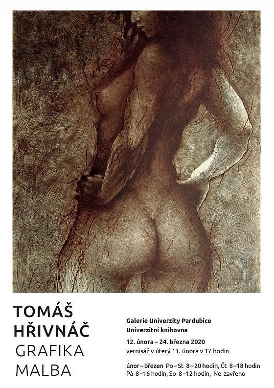 Tomáš Hřivnáč - grafika, malba