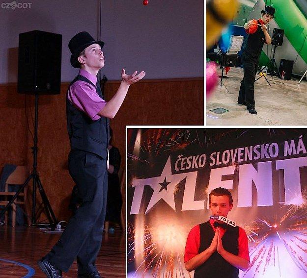 Kouzelnické představení pro děti - Mág Radekr