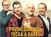 Projekce pro seniory - Prvok, Šampón, Tečka a Karel