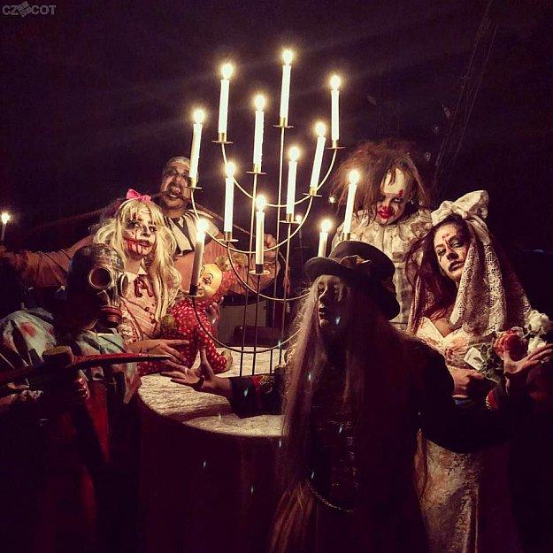 Ohana horor cirkus Pardubice