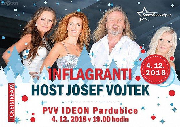 Inflagranti, host Josef Vojtek