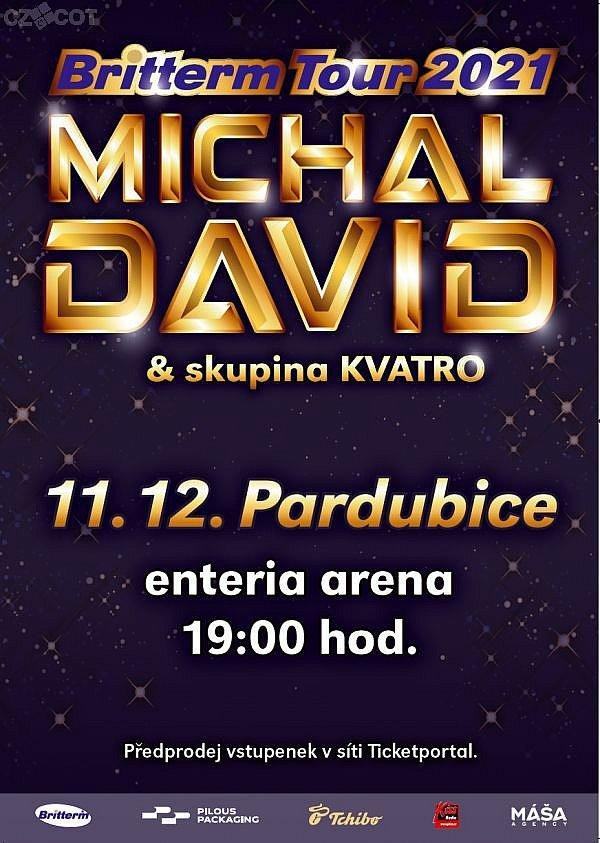 Michal David - Britterm Tour 2021