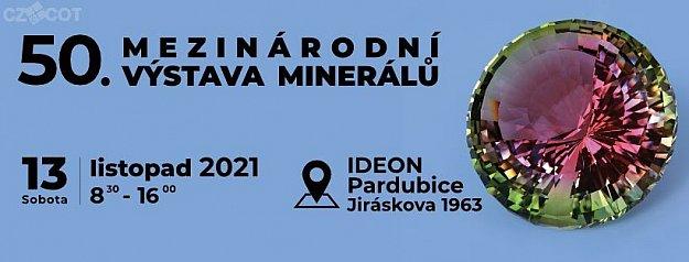 Minerály Pardubice