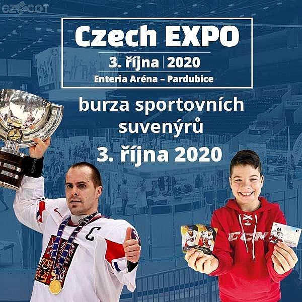 Czech Expo - burza sportovních suvenýrů