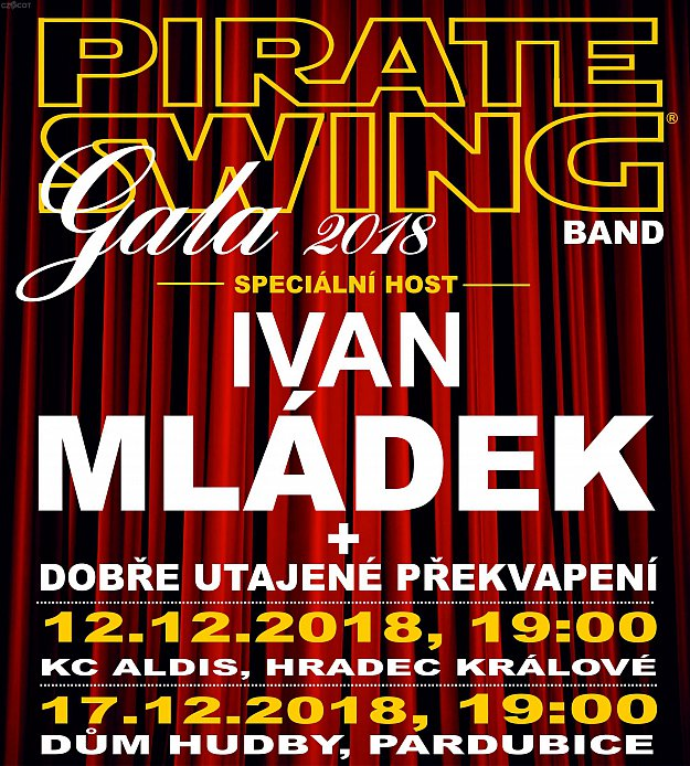 Pirate swing band gala 2018