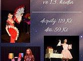 Kouzelnické vystoupení - kouzelnice Wendy a Eliška