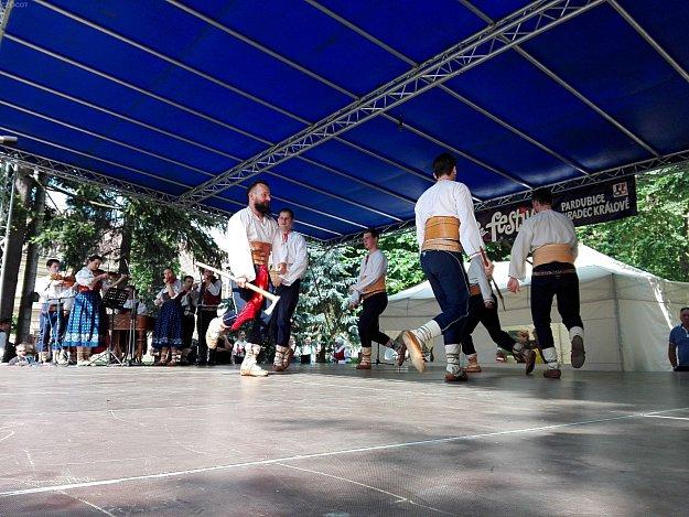 Folklórní festival Pardubice - Hradec Králové
