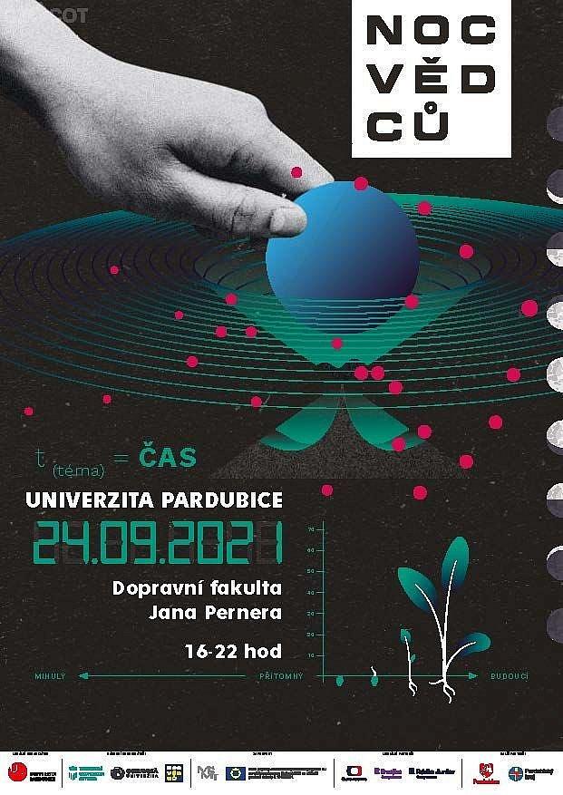 Noc vědců na Univerzitě Pardubice