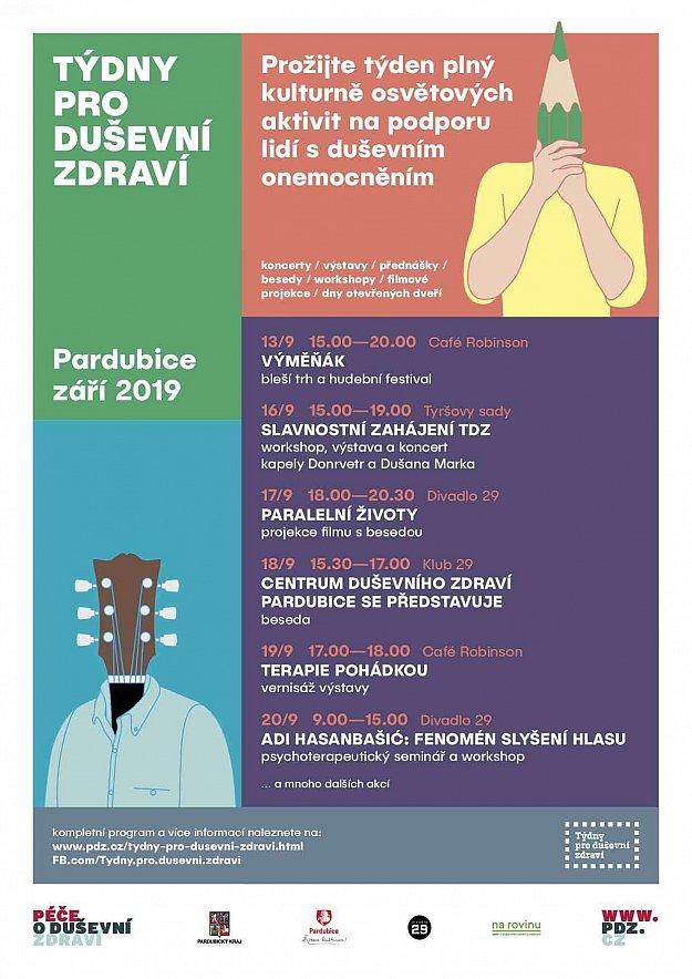 Centrum duševního zdraví Pardubice se představuje