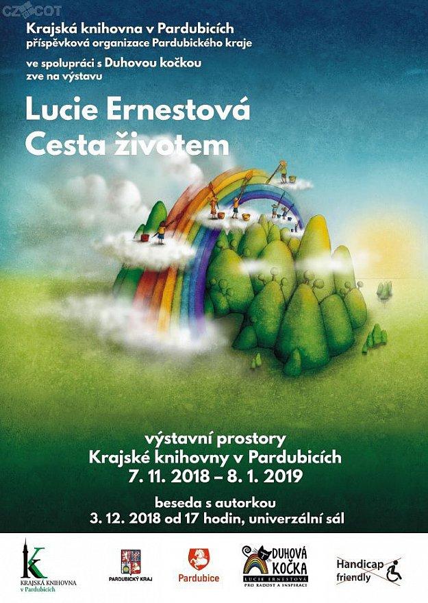Lucie Ernestová - Cesta životem