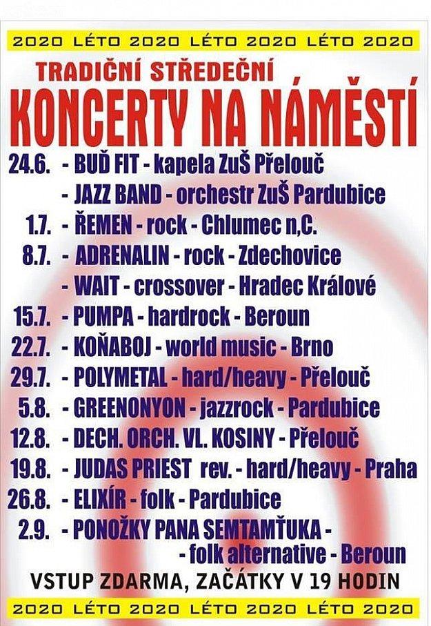 Elixír - folk - Pardubice