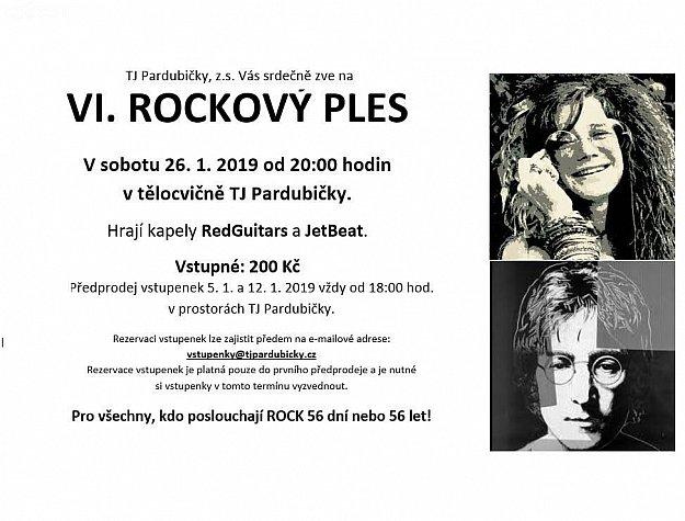 VI. Rockový ples