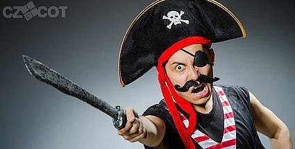 Pirátská plavba
