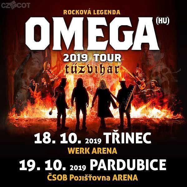 Omega - Tour 2019 Tűzvihar