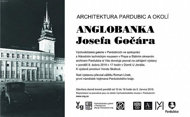 Architektura Pardubic a okolí - Anglobanka Josefa Gočára