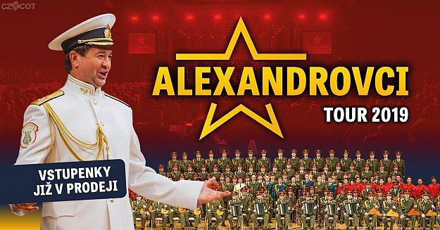 Alexandrovci - European Tour 2019
