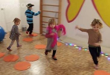 Dětský taneční kroužek Xanada