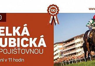 130. Velká pardubická se Slavia pojišťovnou
