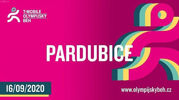 T-Mobile Olympijský běh - Pardubice