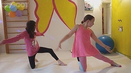 Taneční kroužky profesionálního tance