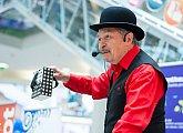 Kouzelnické představení - Kouzelník Faustino