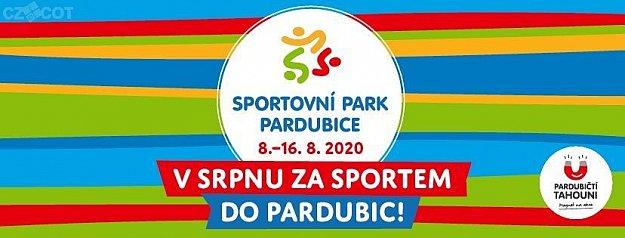 Sportovní park Pardubice 2020