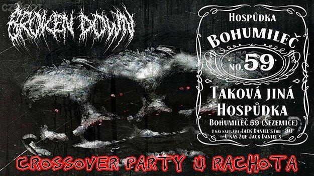 Crossover párty u Rachota :)