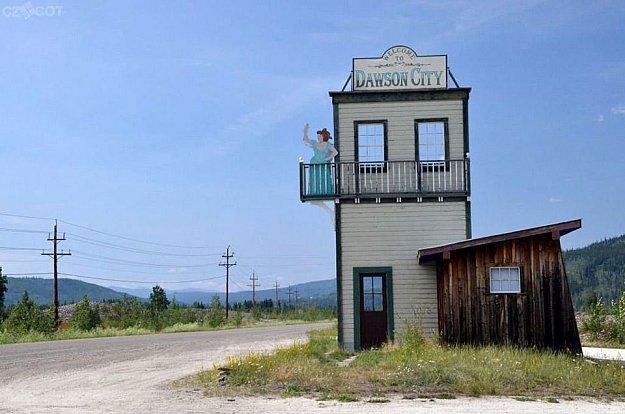 Saša Ryvolová: Zlaté vábení Yukonu