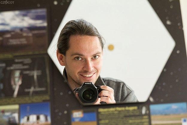 Setkání s osobností - Petr Horálek