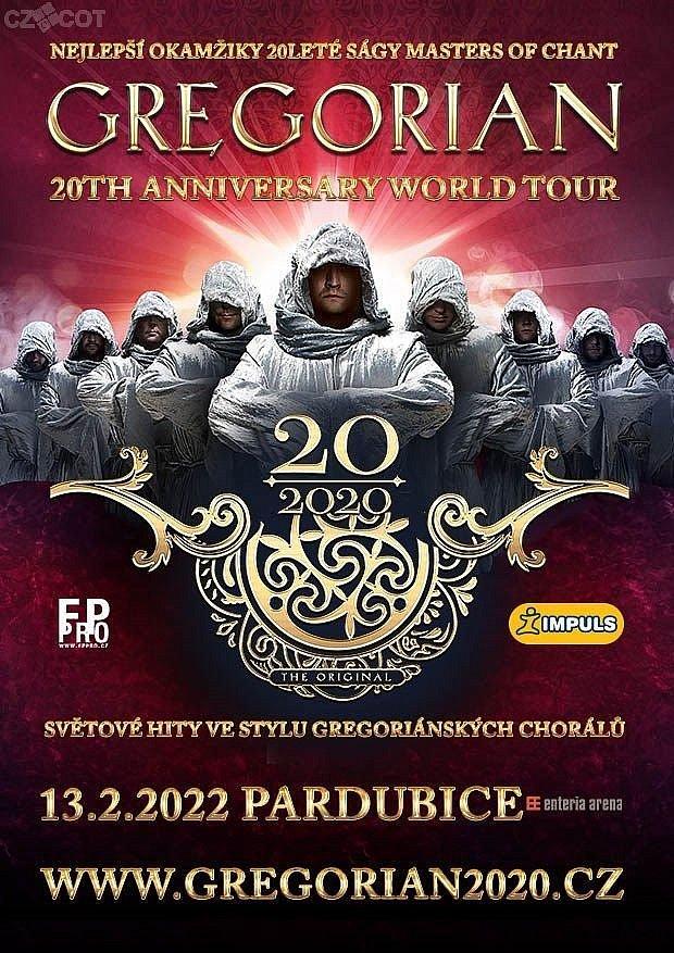Gregorian - 20th Anniversary World Tour