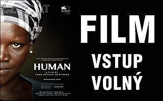 Human - promítání filmu