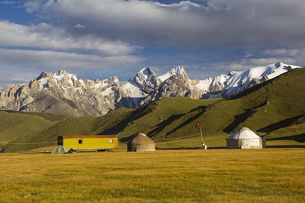Kyrgyzstán: Trochu jiný mainstream