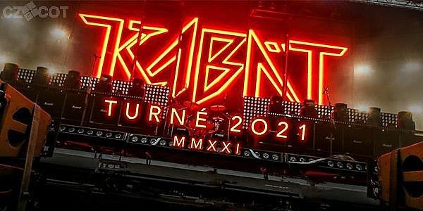 Kabát - Turné 2021