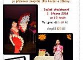 Kouzla nejen pro děti - pravidelná sobotní představení