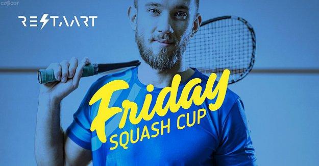 Squashový amatérský turnaj