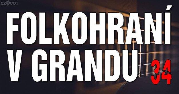Folkohraní v Grandu vol. 34