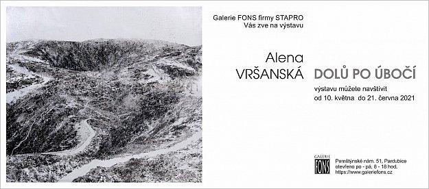 Alena Vršanská - Dolů po úbočí