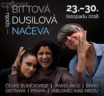 Bittová / Dusilová / Načeva - Spolu
