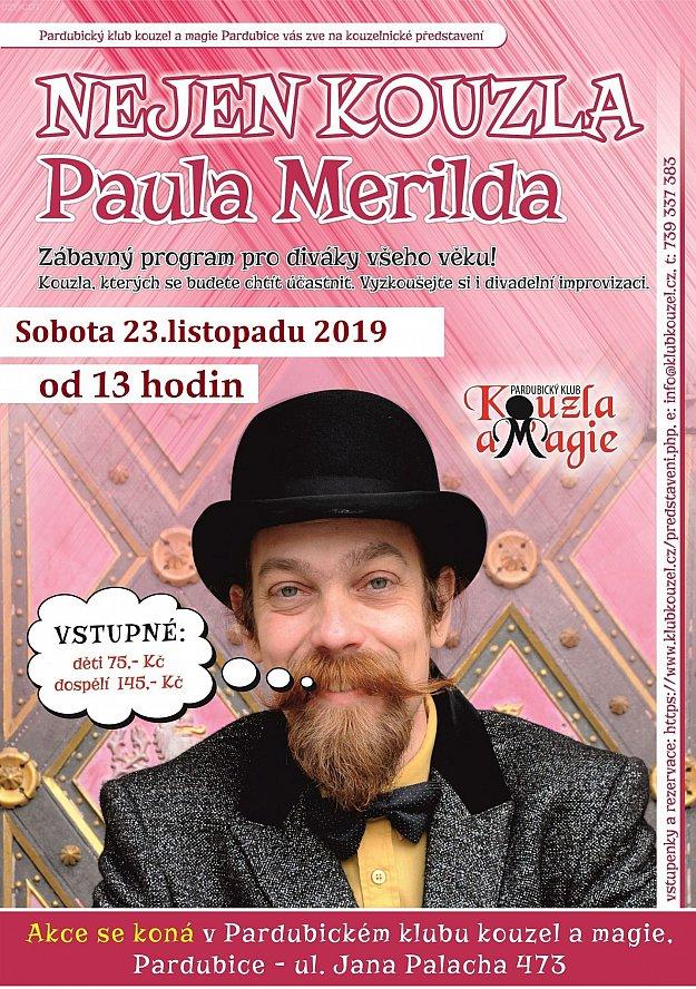 Kouzla Paula Merilda