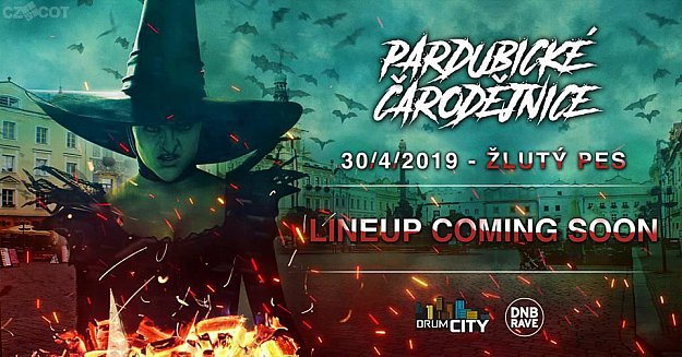 Pardubické čarodějnice 2019