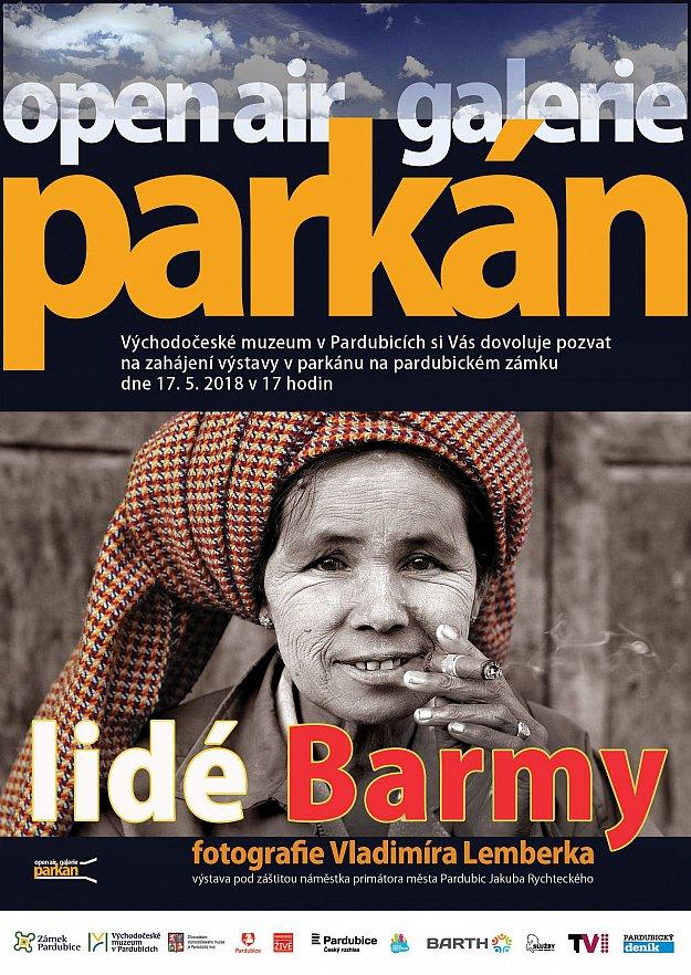 Lidé Barmy - fotografie Vladimíra Lemberka